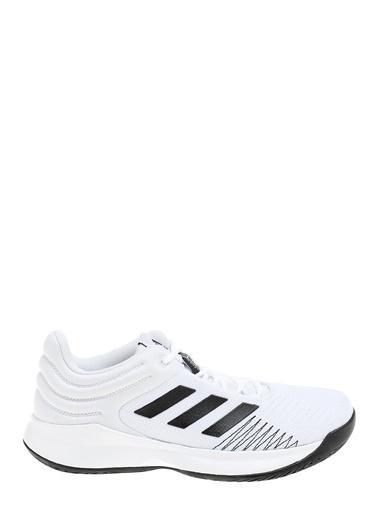 adidas Pro Spark Low Beyaz